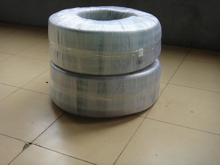 Packaging of PVC steel wire pipe